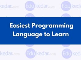 Easiest Programming Language To Learn