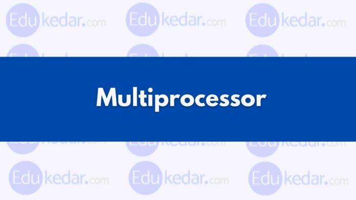 Multiprocessor